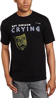 FEA Men's Roy Orbison Crying T-Shirt