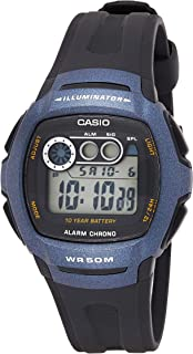 Montre Casio Collection W-210