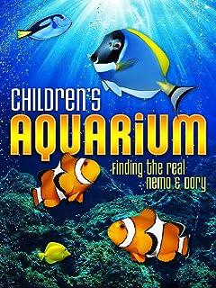Children's Aquarium: Finding the Real Nemo & Dory