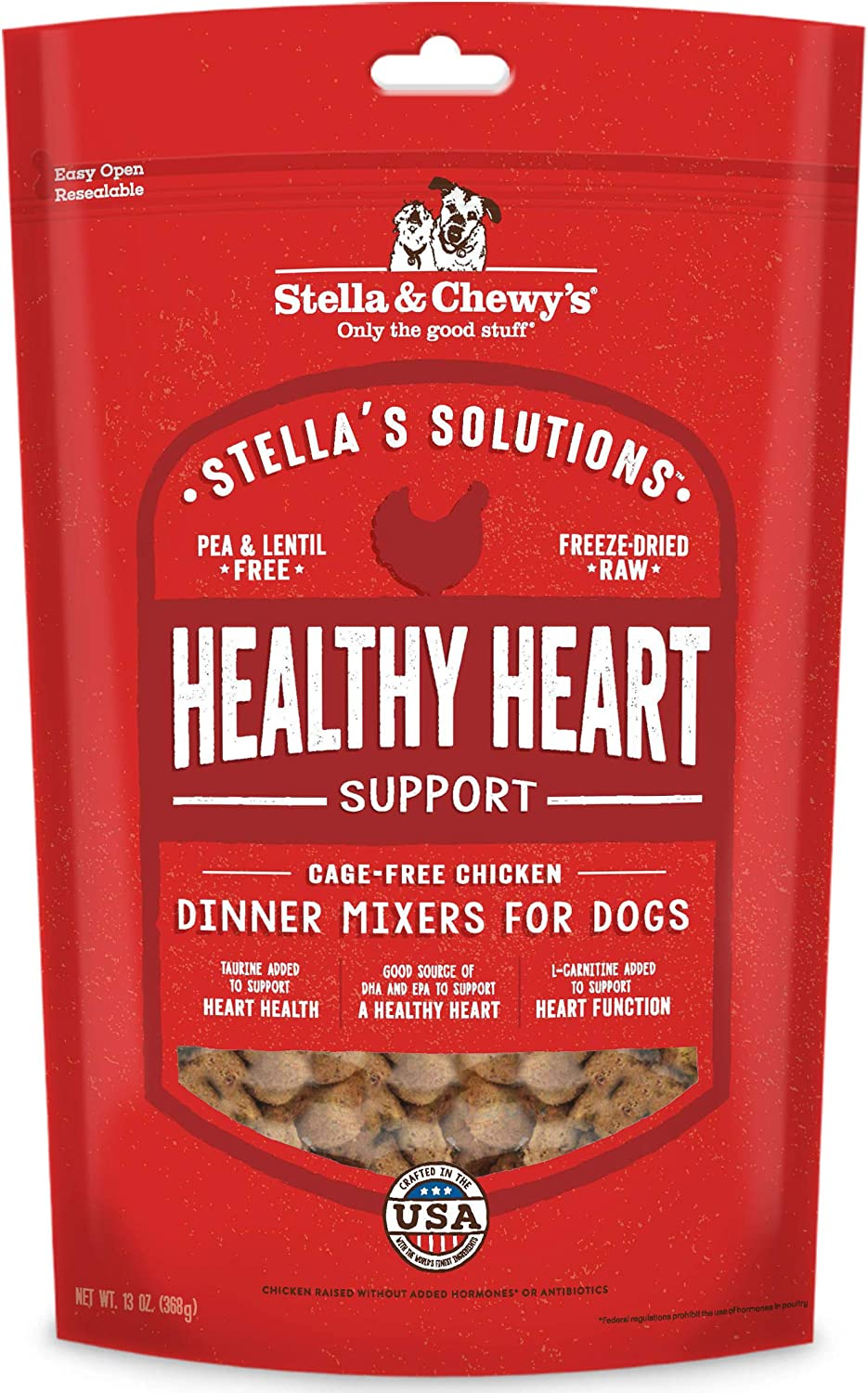 Stella Chewy's Freeze-Dried Raw Stella's Selling and selling Food Dog To Solutions free shipping