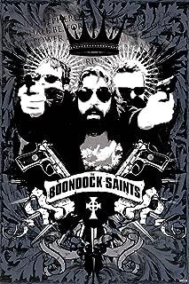Boondock Saints Boston Crime Movie 24x36 Poster Print, 24x36 Poster Print, 24x36