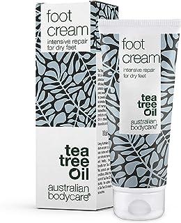 Australian Bodycare Foot cream 100 ml Tea Tree Oil | Fotcreme med 100% naturlig Tea Tree Oil för daglig vård av torra fötter