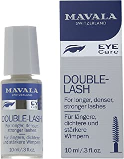 Mavala Double Lash - Strengthens Lashes Eyebrows For A Longer, Denser Stronger Effect, 10ml