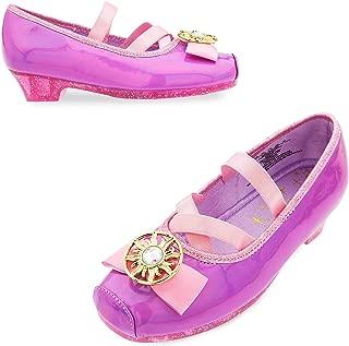 Rapunzel Costume Shoes for Kids - Tangled Purple