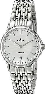 EDOX - Reloj analógico para Mujer de Cuarzo con Correa en Acero Inoxidable 57001 3M AIN