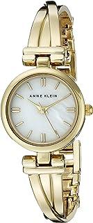 Anne Klein Women's AK/1170MPGB Bangle Watch