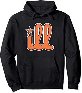 Philadelphia ILL PHILLY PHILLY Special Orange and Black Pullover Hoodie