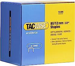 Tacwise 0384 71/14 mm Punti Color zwart verzinkt