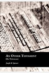 An Other Testament: On Typology Hardcover