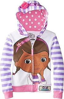 Disney Girls' Doc McStuffins Hoodie