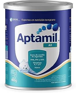Aptamil AR Fórmula para lactantes en polvo 400g