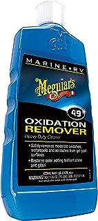 Meguiar's M4916 Marine/RV Heavy Duty Oxidation Remover, 16 Fluid Ounces