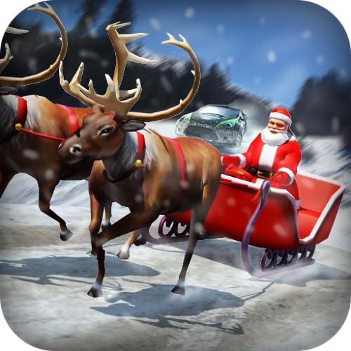 Santa Claus Racing 3D