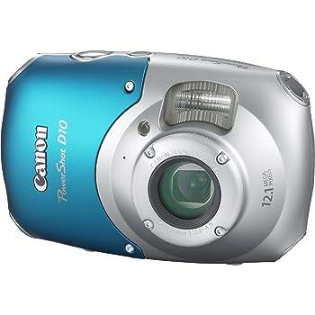 Canon デジタルカメラ PowerShot (パワーショット) D10 アウトドアキット PSD10KIT