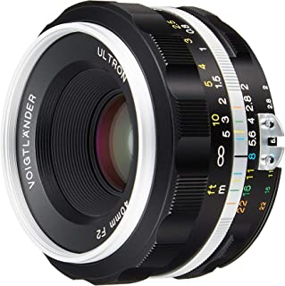 VoightLander ULTRON 40mm F2 Aspherical SL IIS シルバーリム 231665