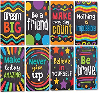 Sponsored Ad - Sproutbrite Classroom Decorations - Motivational Posters for Teachers - inspirational Bulletin Board and Wa...