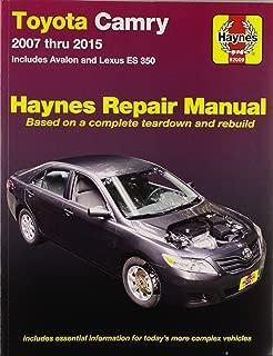 Haynes Manuals 92009 Toyota Camry Avalon