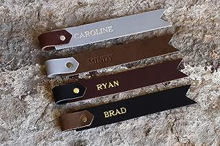 Best custom embossed leather bookmarks Reviews