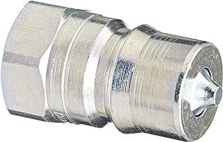 Dixon Valve H4F4 Steel ISO-B Interchange Hydraulic Fitting, Nipple, 1/2