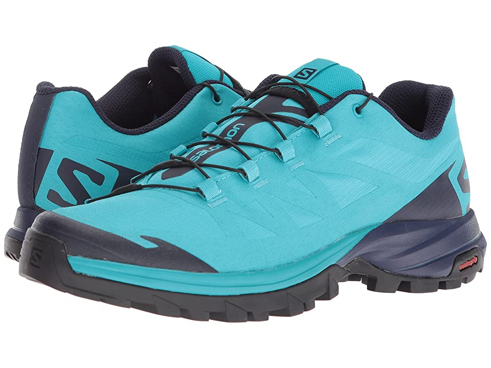 Salomon Outpath (Blue Bird/Evening Blue/Black) Women