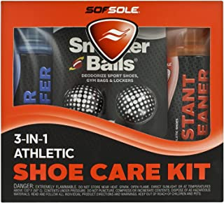 Sof Sole 3-in-1 Athletic Care kit Shoe