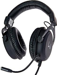 Multilaser PH258 Fone De Ouvido Headset Som Digital 7.1 Com Microfone, Preto