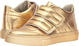 MM6 Maison Margiela - Brushed Metal Low Top