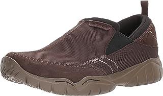 Crocs Mens 203966 Swiftwater Edge Moc M Brown Size: