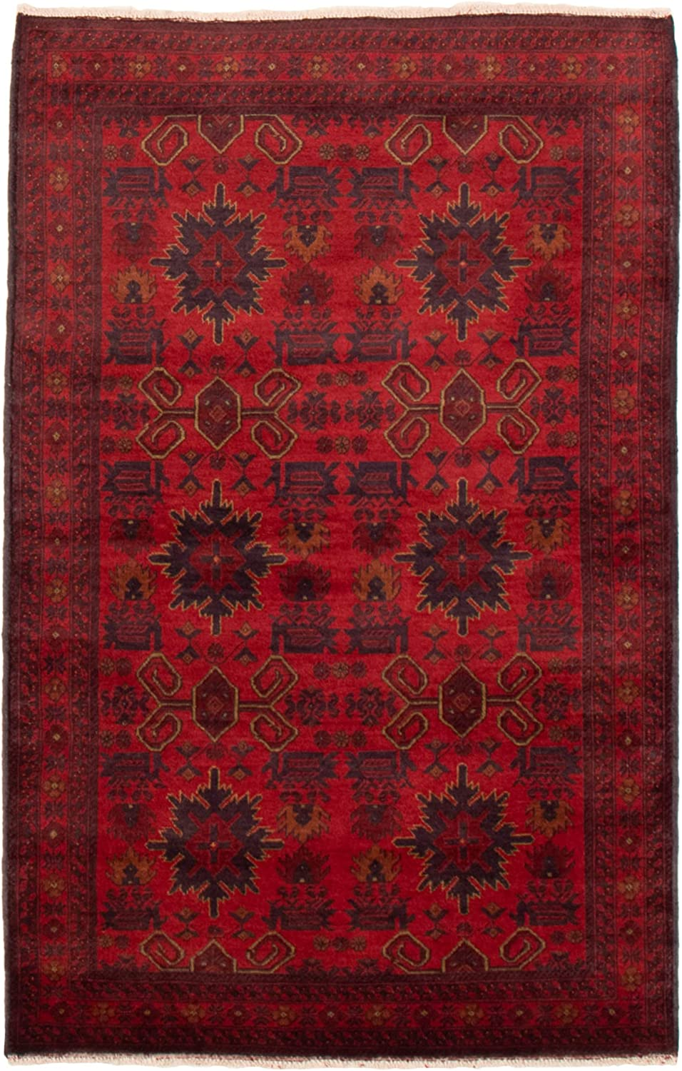 eCarpet Gallery Directly Max 89% OFF managed store Area Rug for Room Living Hand-Knotted Bedroom