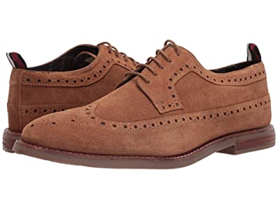 Ben Sherman Birk Long Wing (Tan Suede) Men