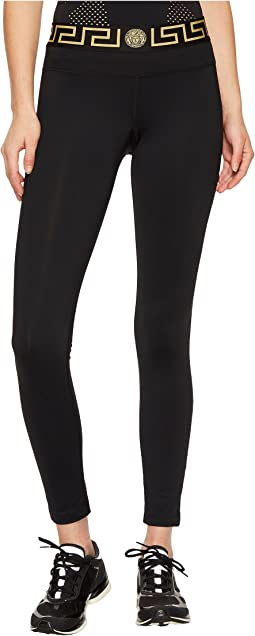 Elastic Medusa Leggings