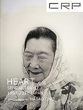 写真集 CRP  HEART  心臓   1992-2017   sendai,tokyo     著者 小野麻早
