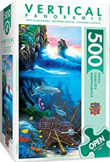 MasterPieces Vertical Panoramic - Day Dreams 500pc Panoramic Puzzle