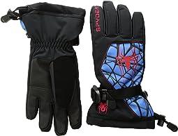 Spyder - Marvel Overweb Gloves (Little Kids/Big Kids)