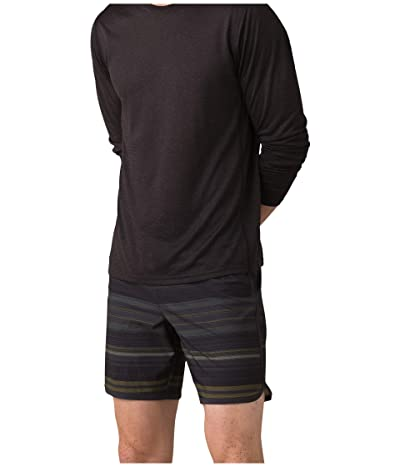 Prana Ground Speed Shorts (Rye Pontoon) Men