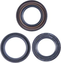 East Lake Axle Rear differential seal kit compatible with Honda TRX/ATC 250R / 250SX 1985 1986 1987