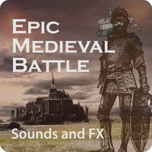 More than 60 legendary sounds of Medieval battle and warfare, great for ringtones, alerts and notifications Hear the sounds of the Excalibur Sword and Thor's Hammer Swing Easy to use. Customize your device and set these epic battle sounds as ringtone...