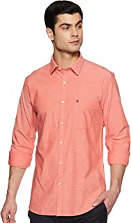 Raymond Men's Slim fit Casual Shirt