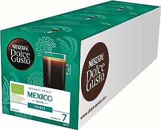 Nescafé Dolce Gusto capsules Absolute Origin Mexico Grande - 36 koffiecups - geschikt voor 36 koppen koffie - Dolce Gusto ...