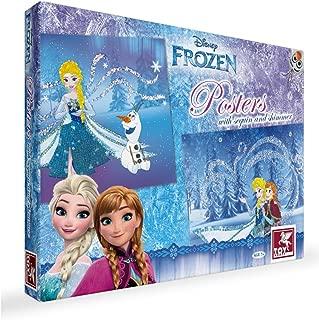 Frozen DIY (Sequins & Shimmer)