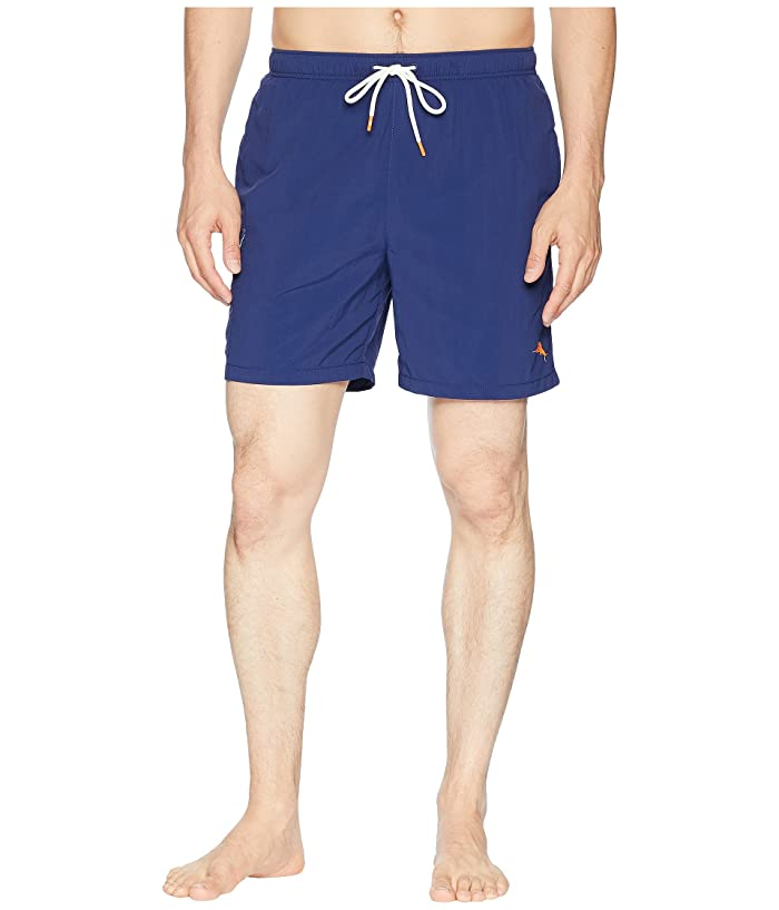 Tommy Bahama Naples Coast Swim Trunk (Throne Blue) Men