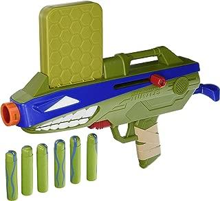 Teenage Mutant Ninja Turtles T-Blasts Shell Cannon Leonardo Talking Blaster