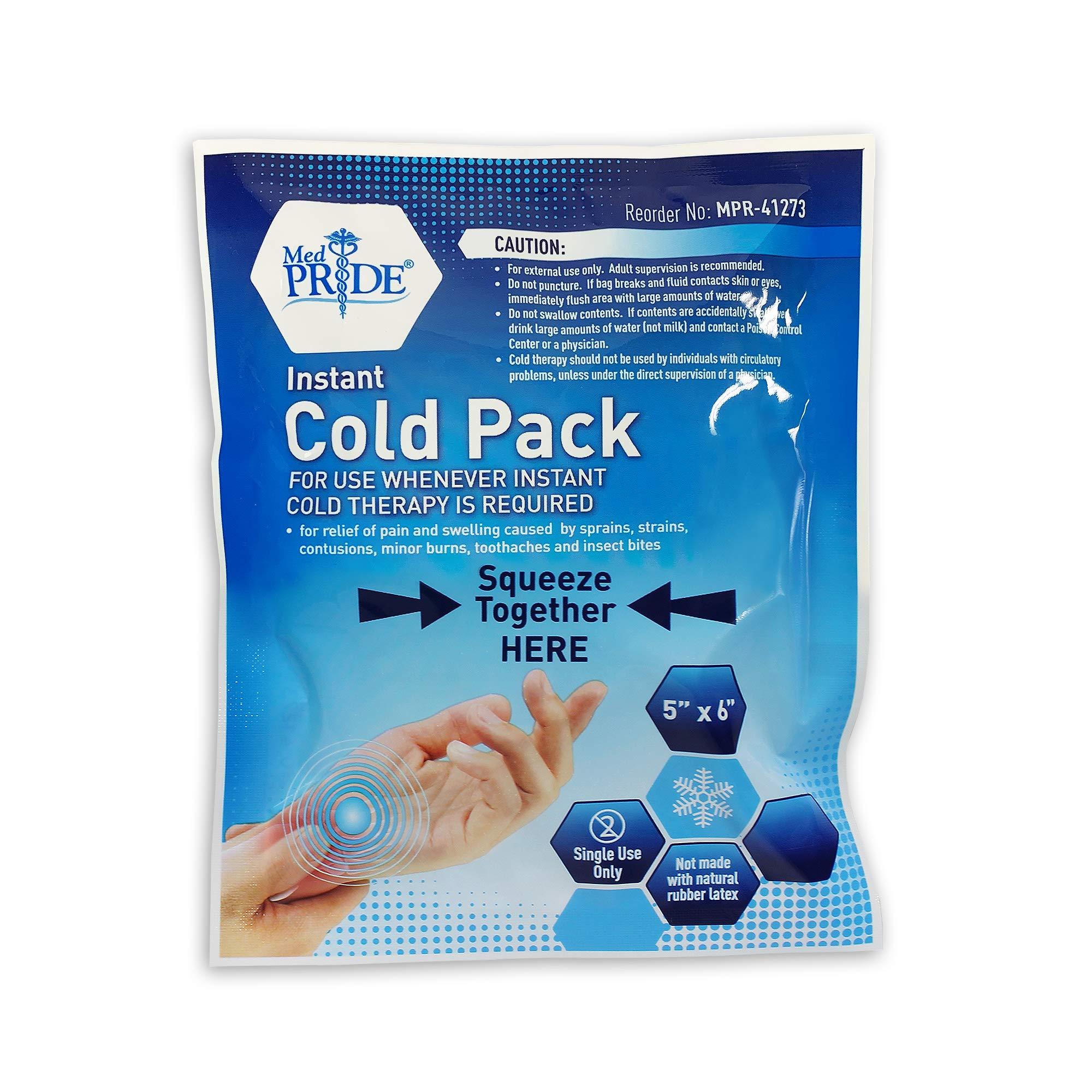 Medpride Instant Cold Pack Inflammation