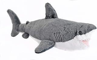 جمهوری وحشی بزرگ کوسه مخمل خواب دار ، حیوانات شکم پر ، اسباب بازی مخمل خواب دار ، هدایا برای کودکان ، Cuddlekins 13 اینچ