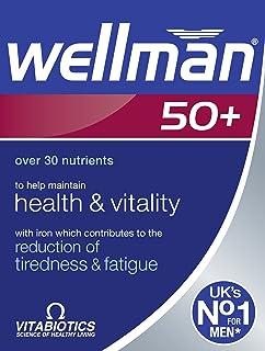 Vitabiotics Wellman - 50 + 30 Tabs