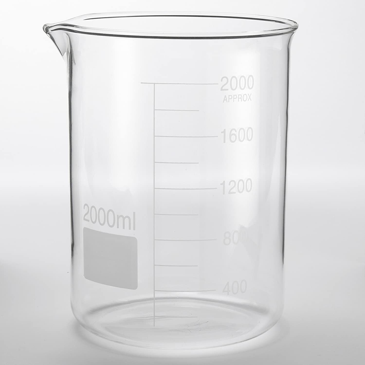 American Metalcraft National products GBE64 Chemistry Beaker 64 Capaci 4 years warranty oz. Glass
