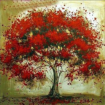 5D Diamond Painting Abstract Flower Tree Kit