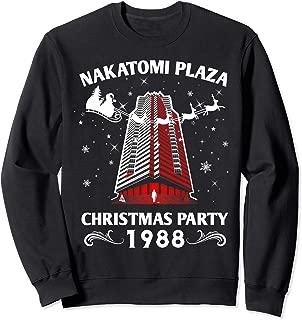 Nakatomi Plaza Christmas Party 1988 Men Boy Culture T-Shirt Sweatshirt