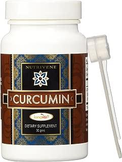 Curcumin Longvida Powder by Nutrivene (30 grams)