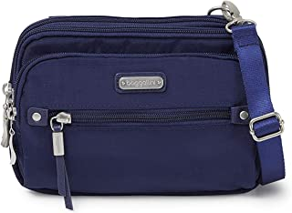 Baggallini The New Classic Collection Time Zone RFID Crossbody Bag